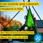 17. September 21 – Ende Gelände goes Lützerath
